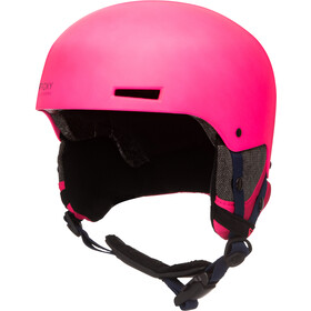 Roxy Muse Casco Mujer, neon pink